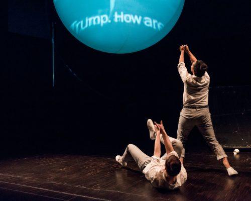 Triebwerk7 DISCRIMINATION BRUX Freies Theater Innsbruck