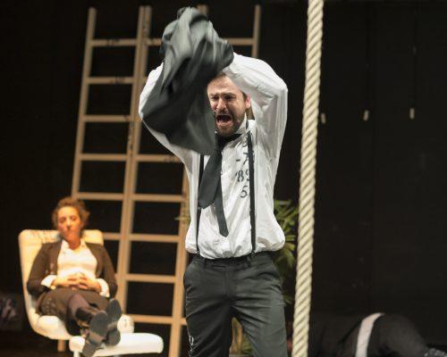 Triebwerk7 TRUST von Falk Richter @BRUX / Freies Theater Innsbruck