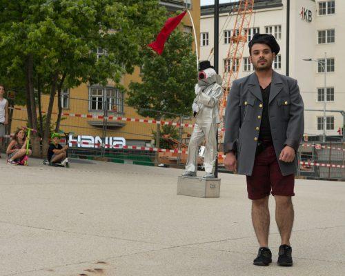 The Untitled Performancefestival BRUX / Freies Theater Innsbruk tON/NOt Triebwerk7 Daniel Jarosch